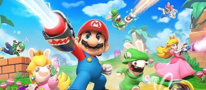 Reseña Mario + Rabbids: Kingdom Battle, Madden NFL 18, Agents of Mayhem y más