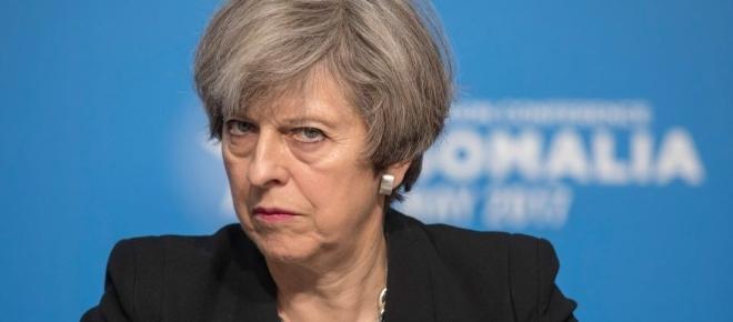 Stormzy calls Theresa May a 'paigon' during his GQ award acceptance speech