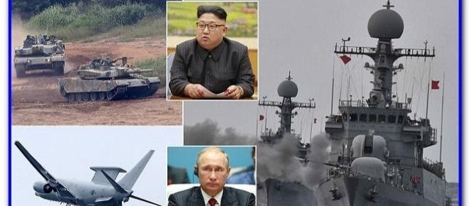 PUTIN avertizează! Criza coreeană
