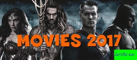 Top 40 Upcoming Movies 2017 | лучшие фильмы 2017 - YouTube - youtube.com