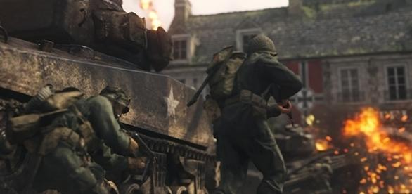 """Call of Duty: WW2"" arrives on consoles and PC this November 3. Here are the pre-order bonuses. (Gamespot/Activision)"