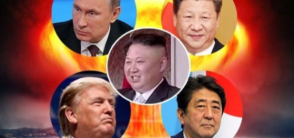 Cei mai puternici oameni de pe planetă nu pot sau nu vreau să-l oprească pe dictatorul nord-coreean - Foto: colaj creative commons
