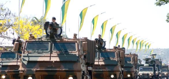 Desfile de 7 de setembro será realizado nesta quinta-feira, a partir das 9h, em Brasília.