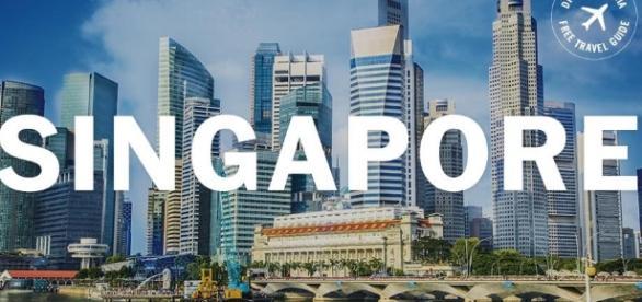 Duty Free Singapore, particolare della città - dfs.com