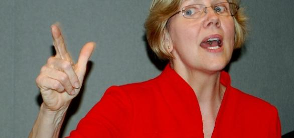 Elizabeth Warren (MyfriendofHillary, flickr)