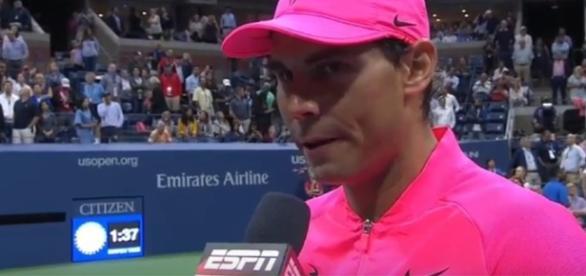 Rafael Nadal, n° 1 del rankin ATP