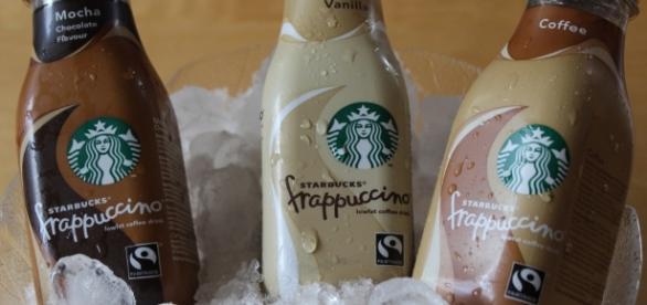 Starbucks drinks, Image Credit: Sammy Zimmermanns / Flickr