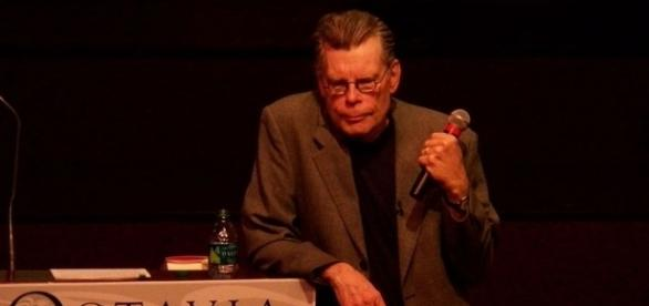 "Stephen King attended a special screening of ""It"" in Bangor, Maine [Image: Wikimedia by Stephanie Lawton/CC BY-2.0]"