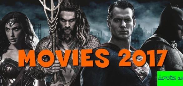 Top 40 Upcoming Movies 2017 | лучшие фильмы 2017 - YouTube - youtube.com