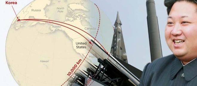 Misil Balístico Intercontinental podría alcanzar a México