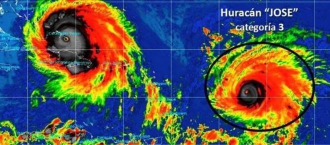 Un químico asegura que los huracanes Harvey, Irma y José son fabricados
