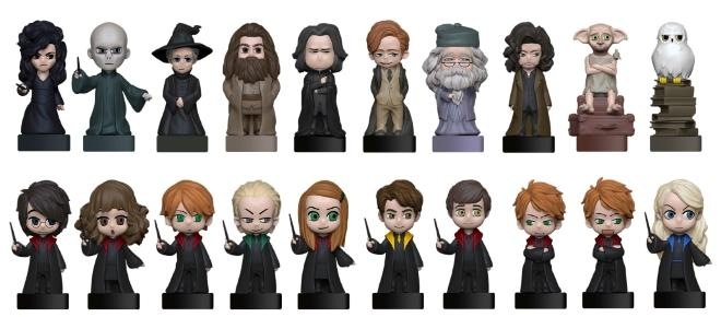 Wizzis: Esselunga presenta i rollinz di Harry Potter
