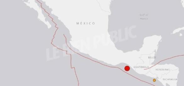 France Monde | Mexique : un séisme de 8,4 frappe, au moins 2 morts - bienpublic.com
