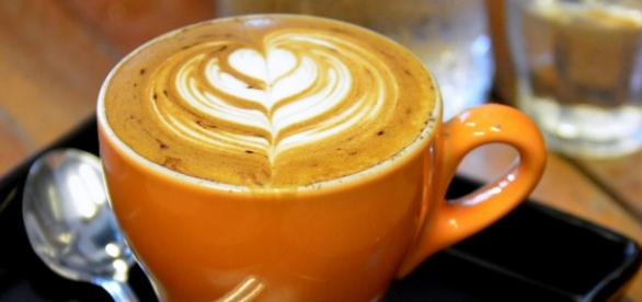 Latte art cappuccino.jpg From Wikimedia Commons, the free media repository