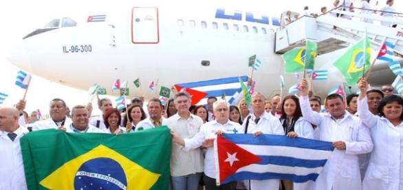 Parceria entre governo brasileiro e cubano