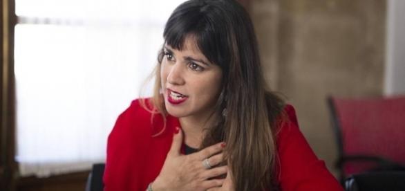 """Teresa Rodríguez demanda a un empresario: """"Se abalanzó sobre mí y ... - elpais.com"""