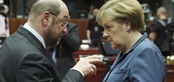 Wahl Merkel gegen Schulz... - sputniknews.com