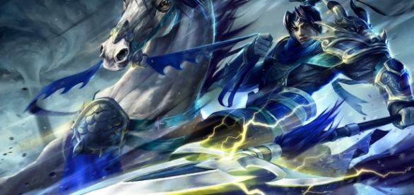 Xin Zhao, campeón de League of Legends