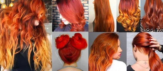 Nuove tonalità sui capelli: il rosso, irresistibile nell'autunno 2017