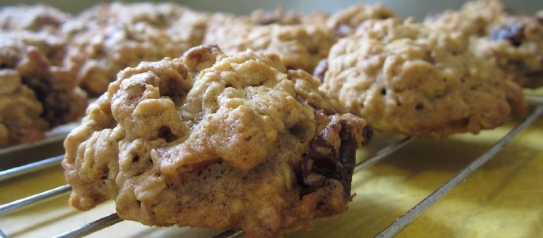Вкусное овсяное печенье диетическое рецепт пошагово в