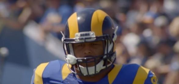 #15: Aaron Donald (DT, Rams) | Top 100 Players of 2017 | NFL from YouTube/NFL