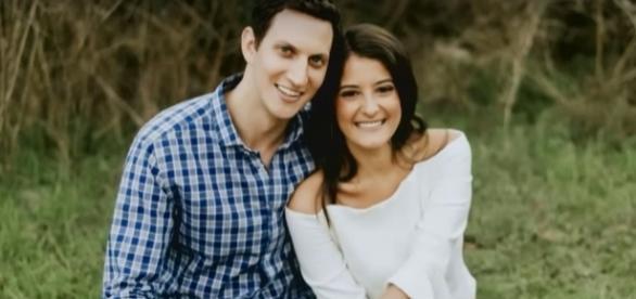 Houston couple cancels wedding, donates food to victims of Hurricane Harvey   Photo via YouTube
