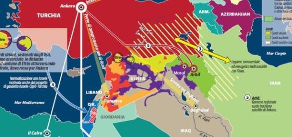 Referendum Kurdistan: le potenze mondiali spingono per la cancellazione - blogspot.com
