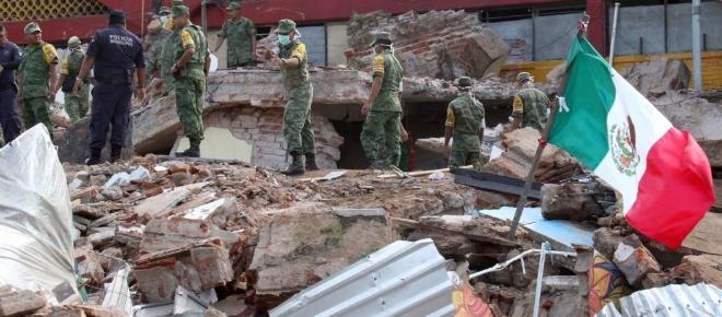 Suman 61 muertes por sismo, 36 de ellas en Juchitán