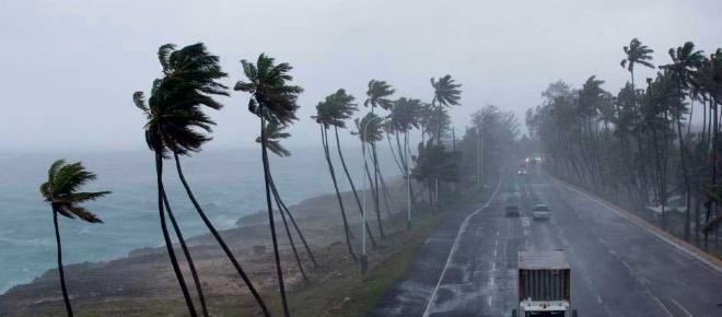 Los huracanes más violentos en México