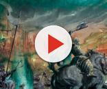 Batalla del Aguasnegras (Portada Edición Gilgamesh - Enrique Corominas)