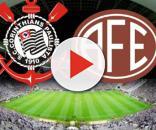 Corinthians x Ferroviária ao vivo nesta quarta-feira