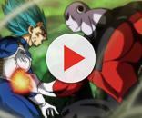 Vegeta enfrenta a Jiren en el episodio 122