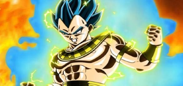 'Dragon Ball Super' Episode 123: Vegetas neue 'Blue Miggate' Form - otakukart.com