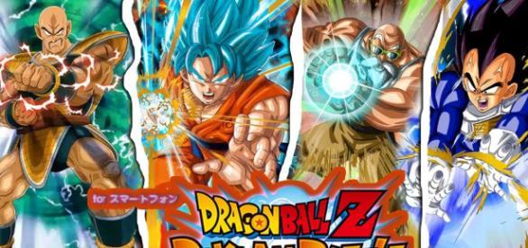 Dragon Ball Z Dokkan by Bandai