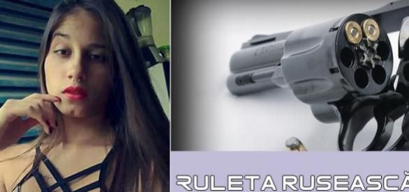 Palloma Lima de 18 ani (foto), a murit jucând ruleta rusească cu prietenul ei de 27 de ani - Foto: Daily Mail (Credit -Facebook)