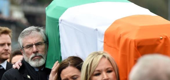ROBERT HARDMAN on Martin Guinness' funeral | Daily Mail Online - dailymail.co.uk