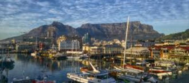 Is global warming going to shut down Cape Town, South Africa?