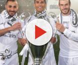 Uno de este fabuloso tridente tiene difícil volver a levantar títulos con el Real Madrid