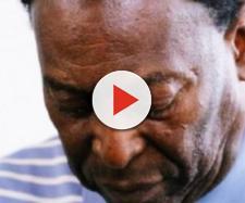 Após rejeitar filha no leito de morte, Pelé não pode mais andar