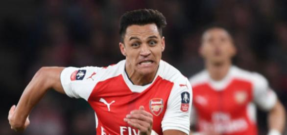 Arsene Wenger will only sell Sanchez once they have found a replacement - pic atomicsoda.com