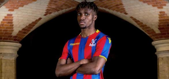 Crystal Palace Star Zaha (Quelle: mapiinsurance.it)