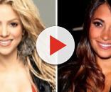 Shakira e Antonella são vizinhas Barcelona