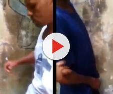 Vídeo mostra estupradores sendo obrigados a fazer sexo na cela