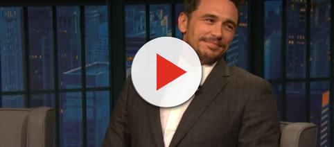 James Franco interview. - [Seth Meyers / YouTube screencap]
