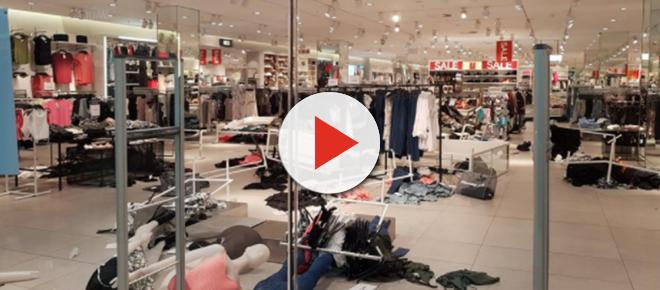 South Africa: EFF activists trash H&M stores after 'racist' hoodie advert