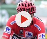 Chris Froome, risultato positivo al salbutamolo all'ultima Vuelta Espana