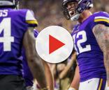 Vikings' offense explodes on national stage vs. Saints [Image via Usa/YouTube screenshot]