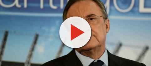 Florentino Pérez prepara una solución drástica a la crisis del Real Madrid