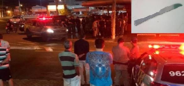 Aspirante da polícia reage a tentativa de assalto