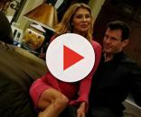 Brandi Glanville poses with now-ex Donald DJ Friese. [Photo via Instagram]